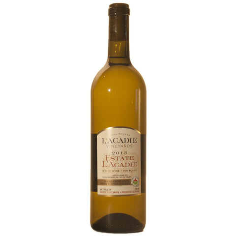 L'Acadie Vineyards Estate L'Acadie 2019