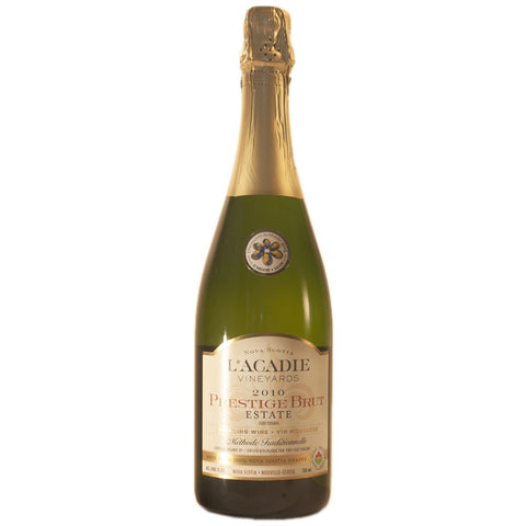 L'Acadie Vineyards Prestige Brut Estate 2012