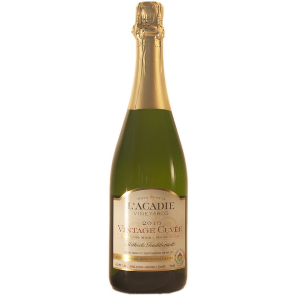 L'Acadie Vineyards Vintage Cuvée 2014