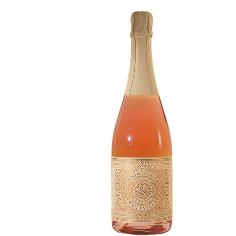 Lightfoot & Wolfville Bubbly Rosé 2015