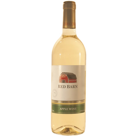 Red Barn Apple Wine