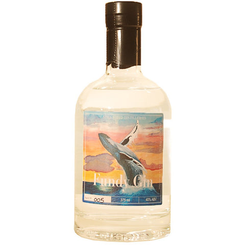 Still Fired Fundy Gin 375 ml