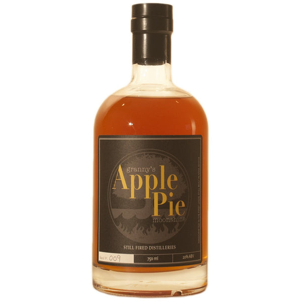Still Fired Granny's Apple Pie Moonshine 375 ml
