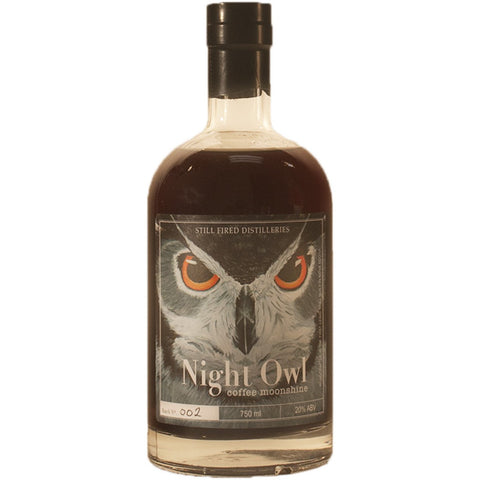 Still Fired Night Owl Coffee Moonshine 375 ml