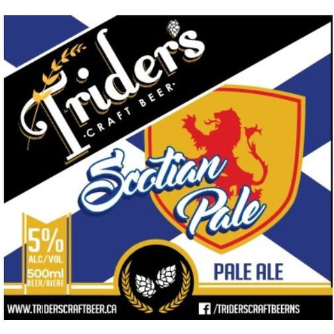 Trider's Scotian Pale Ale 500 ml