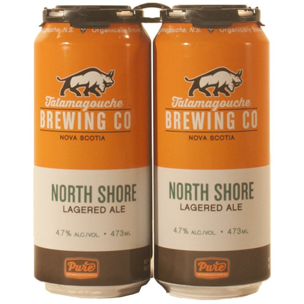 Tatamagouche North Shore Lagered Ale 4 packs