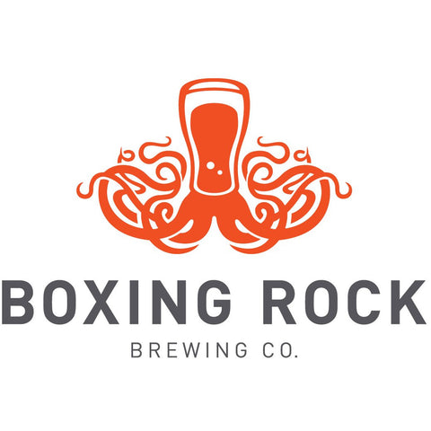 Boxing Rock The Vicar's Cross 4 Pack cans