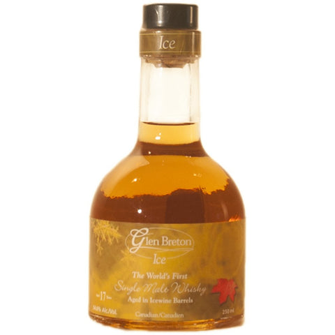 Glen Breton Ice Whisky 17 year 250 ml