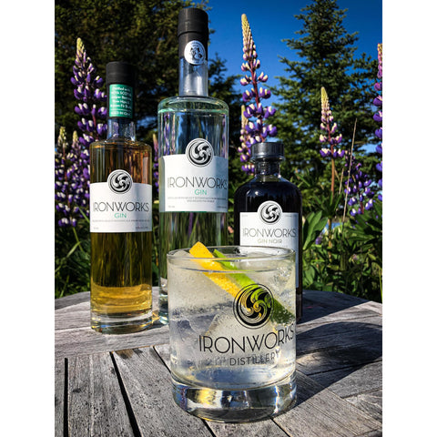 Ironworks Distillery Summer Gin Collection 2020