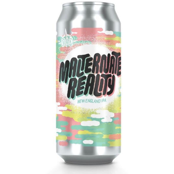 North Brewing Malternate Reality NEIPA  4 pack cans