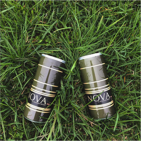 Nova 7 by Benjamin Bridge 250 ml can