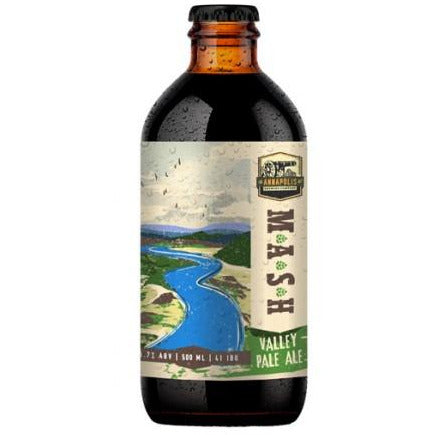 Annapolis Brewing M A S H Valley Pale Ale 500 ml