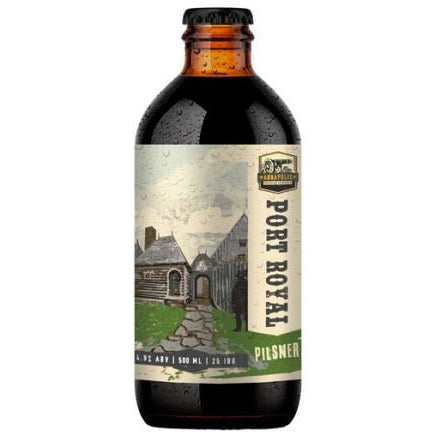 Annapolis Brewing Port Royal Pilsner 500 ml