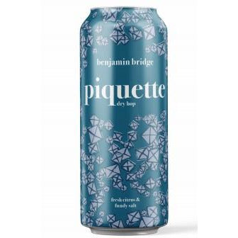 Benjamin Bridge Piquette Sparkling 250 ml can