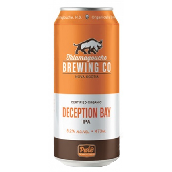 Tatamagouche Deception Bay IPA 4 packs
