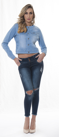 Chamarra Jeans Cod: 1003