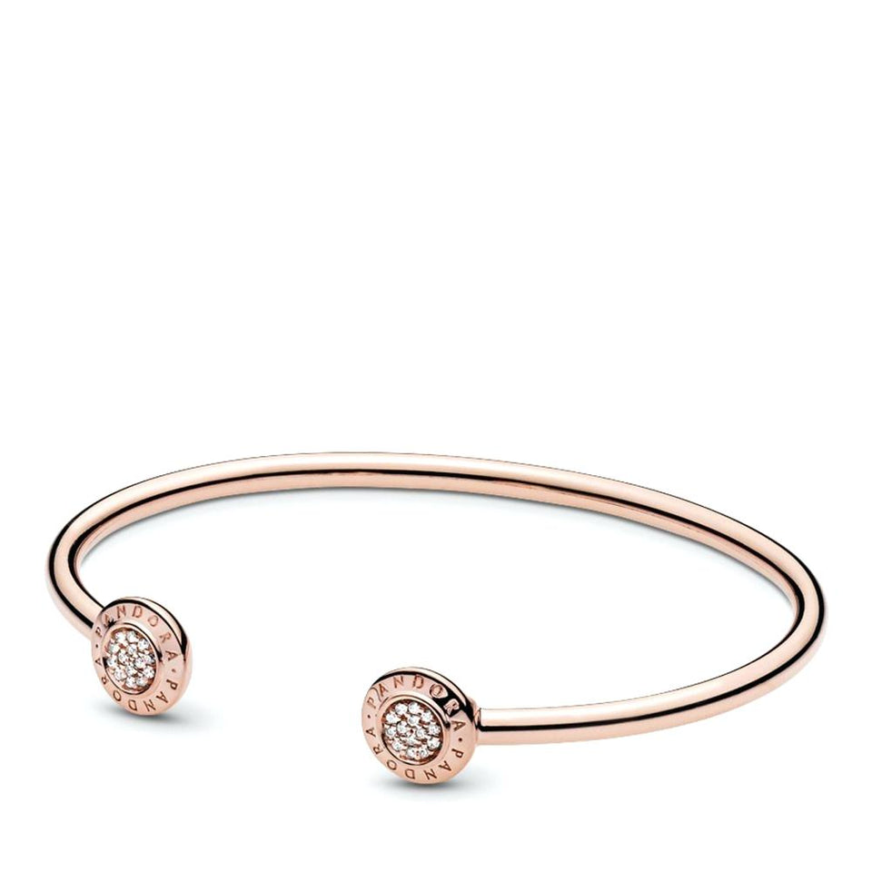 Pulsera en Rose Sello Logo