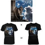 Prayers for the Blessed T-Shirt + CD Bundle