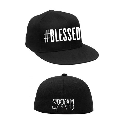 #BLESSED Embroidered Hat