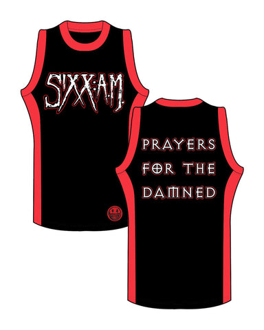 Prayers Custom Basketball Jersey