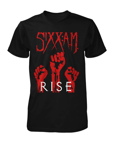 Rise Fists Mens Tee