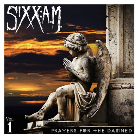 Prayers for the Damned CD