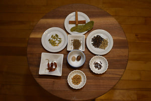 Crafting Traditional Spice Blends