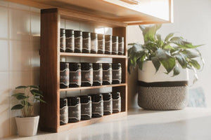 Handcrafted Spice Racks