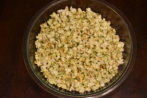 Vegetable Loaded Popcorn