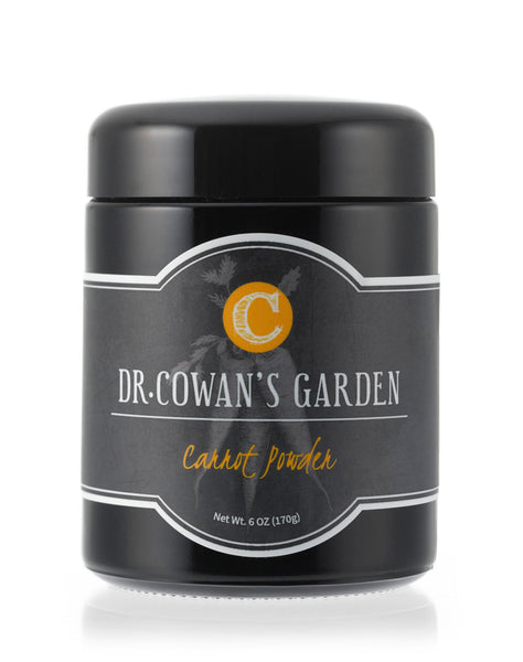 Dr. Cowan's Garden Carrot Powder