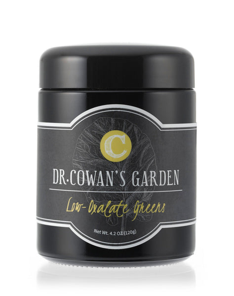 Dr. Cowan's Garden Low-Oxalate Greens Powder