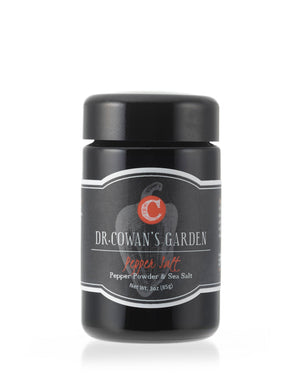 Dr. Cowan's Garden Pepper Salt