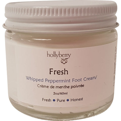 Fresh - Whipped Peppermint Foot Cream