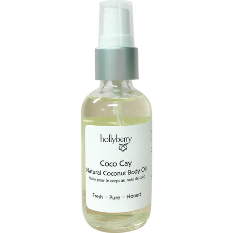 Coco Cay - Coconut Body Oil