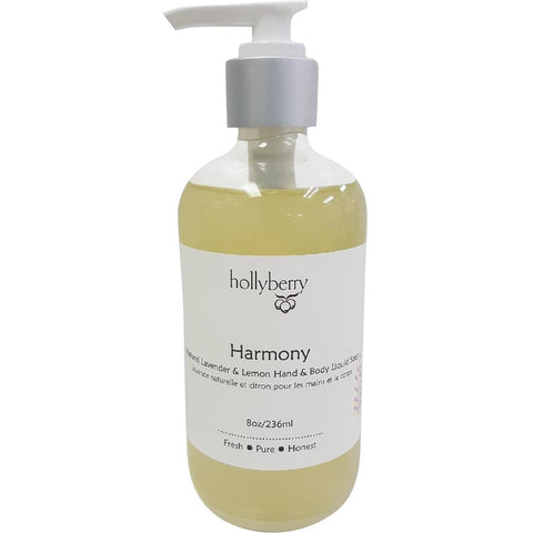 Harmony liquid Hand & Body Wash - Lemon Lavender