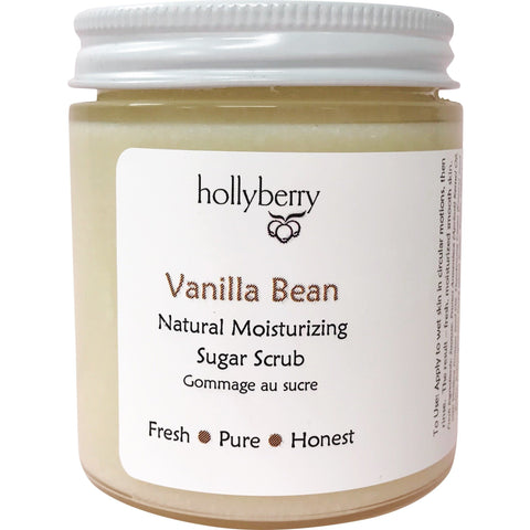 Vanilla Bean - Sugar Body Scrub