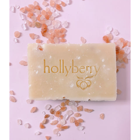 Let's get Salty - Himalayan Salt Soap