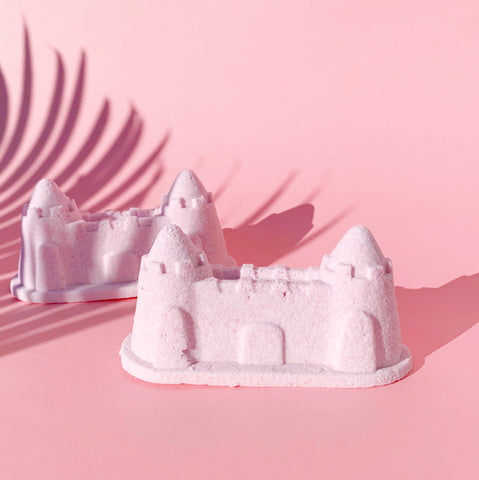 Happily Ever After Castle Bath Bomb
