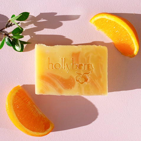 Orange you glad you have soap?