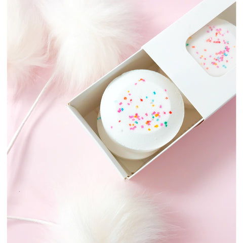 Sugar Cookie Bath Bomb Set
