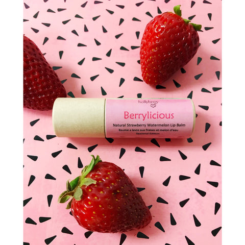 Berrylicious - Watermelon Strawberry