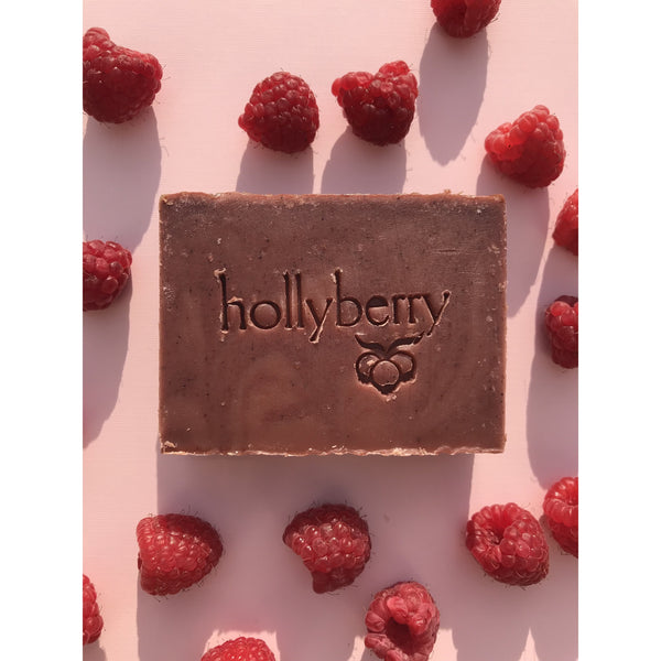 Berry Wild and Free - Raspberry Soap