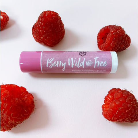 Berry Wild and Free - Raspberry