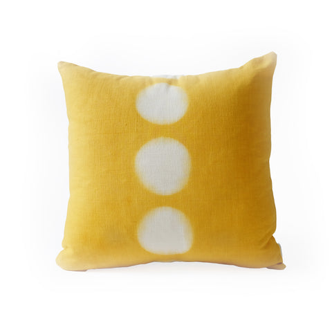 "Moon Pillow 18"" - Marigold"