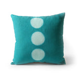 "Moon Pillow 18"" - Jade Blue"