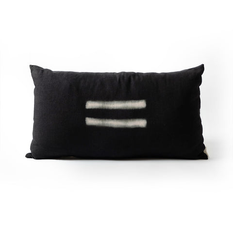 Equality Lumbar Pillow - Basalt