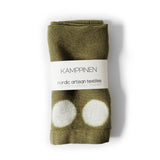 Moon Hand Towel - Moss