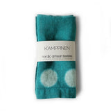 Moon Hand Towel - Jade Blue