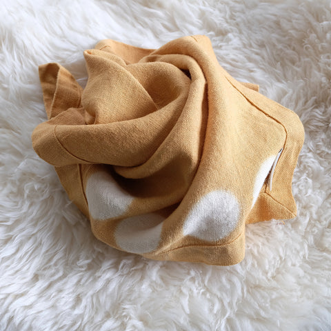 Hand Towel - Golden