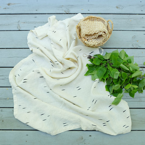 Cottage Towel/Throw - Birch